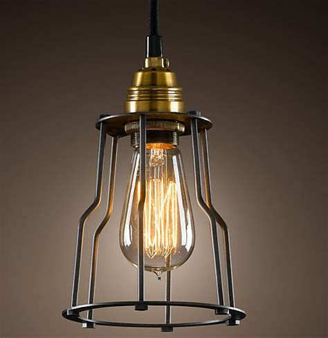 Lighting Fictures | eye catching industrial style lighting fixtures