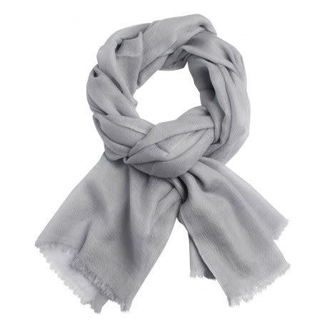 Nouri Pashmina Large Light Grey awesome light grey pashmina shawl 2 ply twill