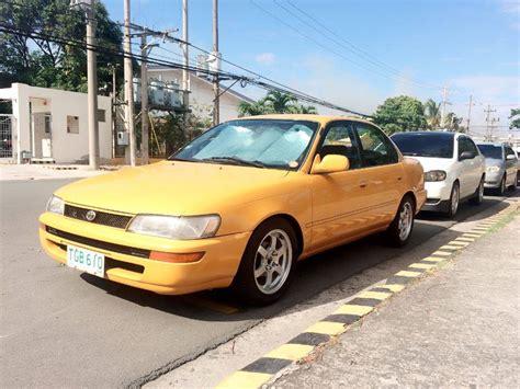 toyota big cars selling toyota gli big used philippines
