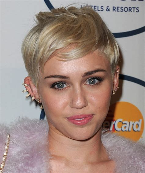 name of miley cyrus hairdo miley cyrus best short hairstyles new hair now