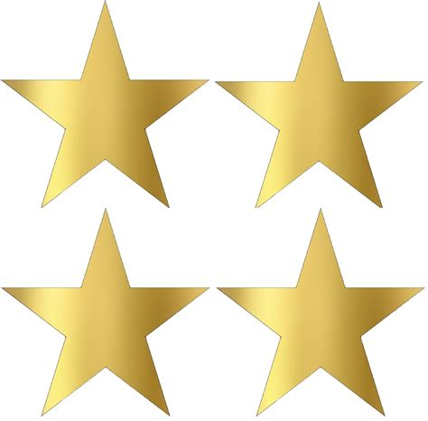 printable star stickers gold star stickers metallic gold foil star labels 45mm