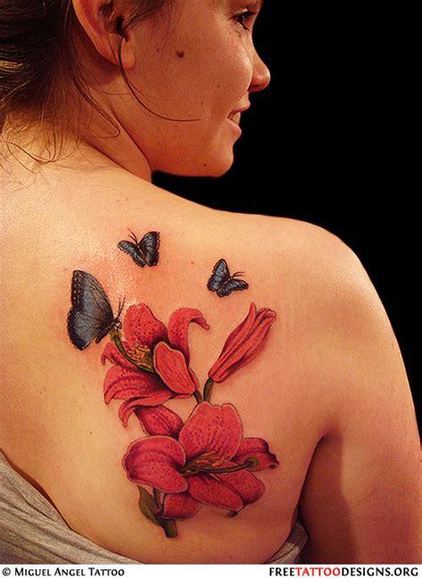 tattoo gallery flower flower tattoo gallery 70 flower designs