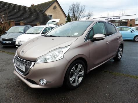 peugeot pink used pink peugeot 208 for sale gloucestershire