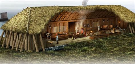 Log Cabin Style House Plans by Vikings Facts And History About The Tough Norse Seafaring