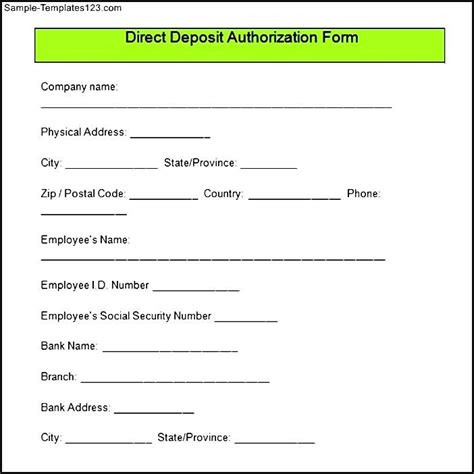 authorization letter to deposit to bank account 28 authorization letter format to deposit sle