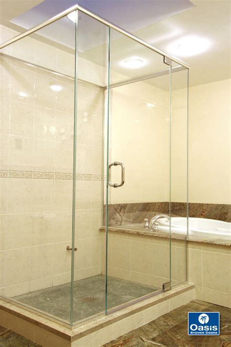 shower door frameless glass shower doors oasis shower doors boston ma
