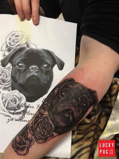 tattoo parlour alberton mejores 67 im 225 genes de pug tattoos en pinterest ideas de