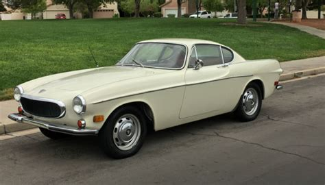 Volvo P1800 1968 No Reserve 1968 Volvo P1800 S Runs And Drives Great 4