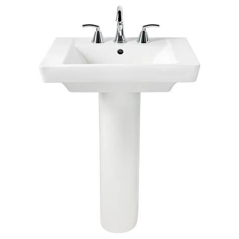 24 Inch Bathroom Sink by Boulevard 24 Inch Pedestal Sink American Standard