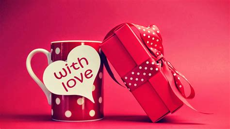 valentines day gifts valentine s day gifts and mug hd wallpapers hd