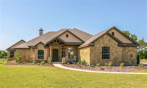 custom ranch home plans custom hill country ranch house plan 28338hj