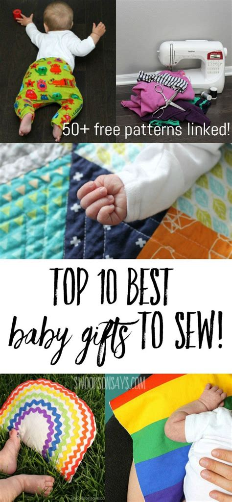Baby Shower Gifts To Sew by 271 Best Best Baby Shower Gifts Images On 2nd