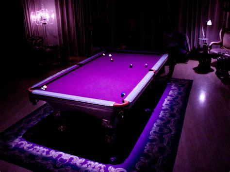 purple pool table   purple bar sanderson hotel lon flickr