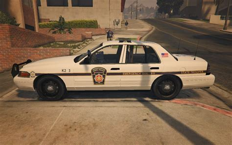 Gta 5 Polizei Auto by Pennsylvania State Car Gta5 Mods