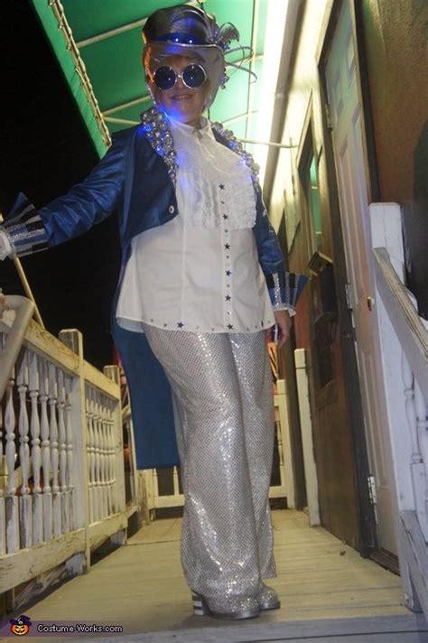 elton john costume photo