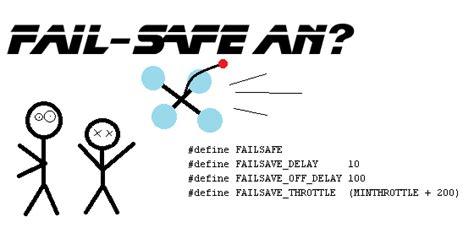 Gps Sender Und Empfänger Auto by Multiwii Fail Safe Konfigurieren Drone Zone