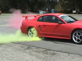 Colored Car Tires Burnout Kumho Ok Tires Cobra R Color Smoke Burnout