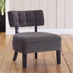 modern bedroom chair logan armless chair contemporary armchairs and accent