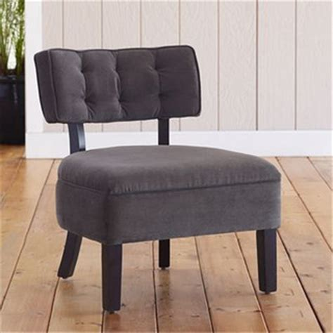Bedroom Chair Modern Logan Armless Chair Contemporary Armchairs And Accent