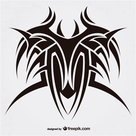 tattoo tribal vector tribal art tattoo vector vector free download