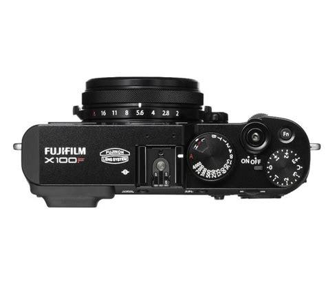Fujifilm X100f Kamera Mirrorles Black fujifilm x100f high performance compact black deals pc world