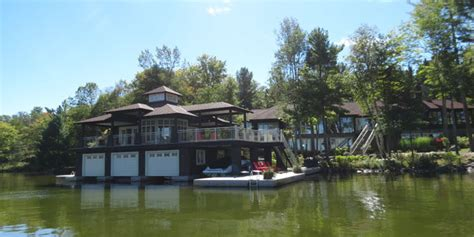 Ontario Cottage Sales Mortgage Rule Changes Have No Cottages For Sale Lake Rosseau