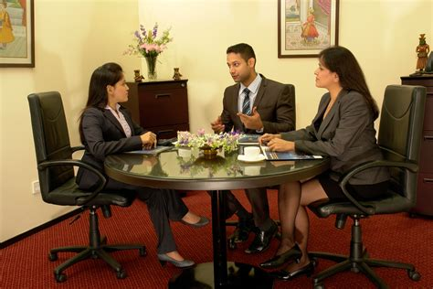 Office Meeting by Vibgyor Towers Meeting Room Rental Servcorp