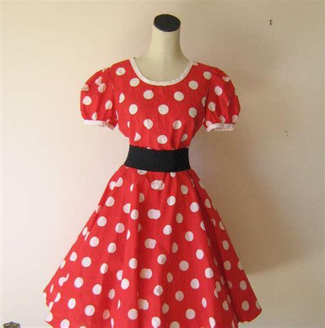 Dress Bigsize Big Size Jumbo Enfocus Polkadot Skirt Size 20w Best minnie puff sleeve polka dot dress large