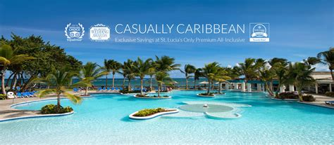 st bay resort st lucia all inclusive resorts hotel spa caribbean