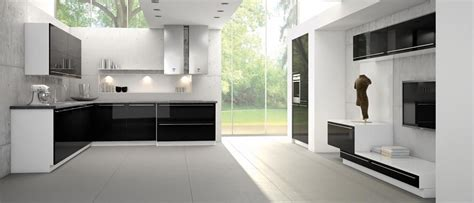 stylish contemporary kitchens from bauformat stylish contemporary kitchens from bauformat