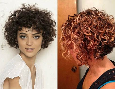 fix my old frumpy bob hair cut absolutely adorable curly bob hairstyles hairdrome