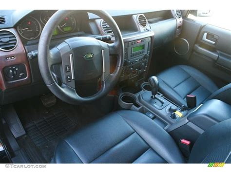 Land Rover Lr3 Interior by Black Interior 2006 Land Rover Lr3 Se Photo 44268407 Gtcarlot