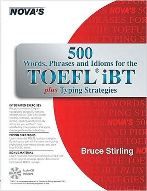 speaking and writing strategies for the toefl ibt books toefl professional the best toefl books