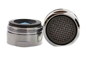 where is the aerator on a kitchen faucet how to choose a faucet aerator bob vila