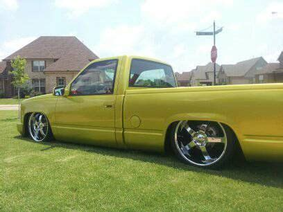sell   chevy silverado bagged lowrider frame