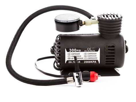 300 psi portable electric air fill air compressor w pressure ebay