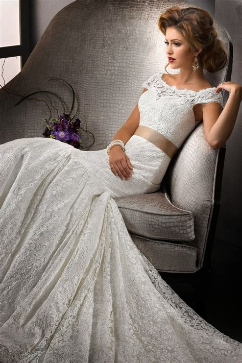 imagenes vestidos de novia con encaje vestidos de novia con encaje de moda