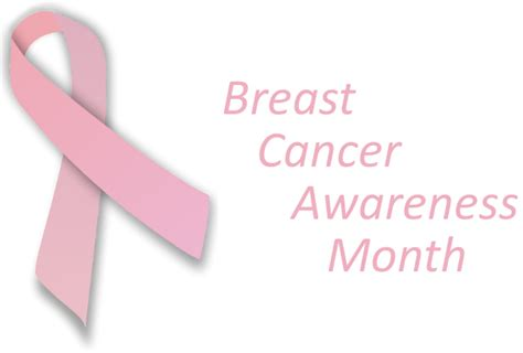 October Is Breast Cancer Awareness Month 3 by Fashion Cancer Things To