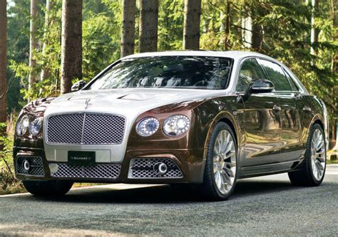 mansory bentley continental flying spur 2014