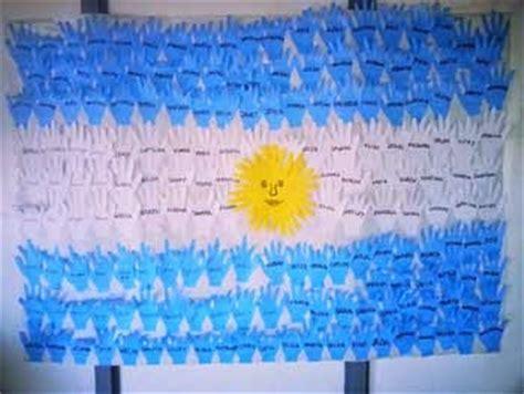 ideas para hacer banderas q represente a la familia manualidades del d 237 a de la bandera argentina adornos