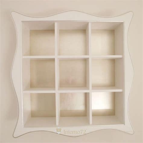 libreria con cornice librerie e vetrine gt libreria con cornice sagomata modello