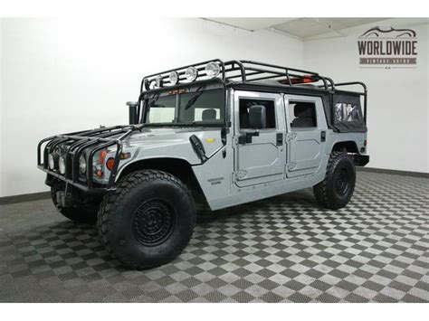 classic hummer h1 for sale on classiccars 26 available