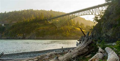 How To Build An Kitchen Island Deception Pass Bridge Today And Yesterday