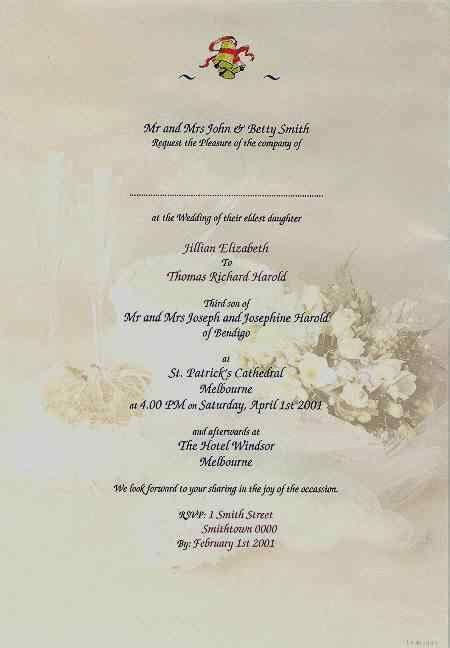 what to write on a wedding invitation what to write on wedding invitations archives the wedding specialists