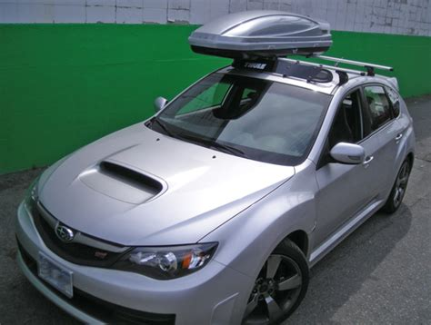 Subaru Sti Roof Rack by Subaru Impreza Wagon Roof Rack Guide Photo Gallery