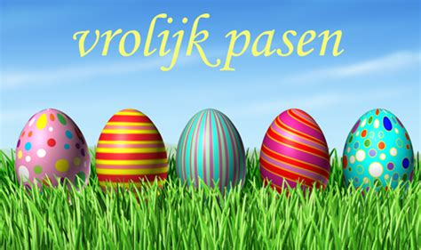 Easter Egs by Openingstijden Pasen Bewegen In Hoogkarspel
