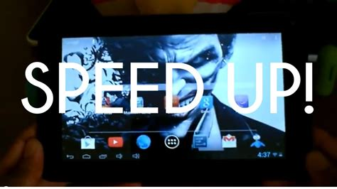 speed up android tablet how to speed up a cheap android tablet 2013