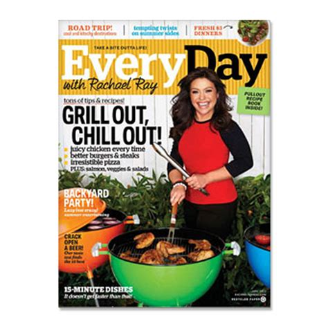 Rachael Ray Magazine Sweepstakes - every day with rachael ray magazine subscription