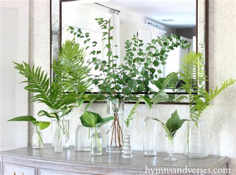 Vase Decoration Table by Using Shade Loving Perennials In Your Decor Vase