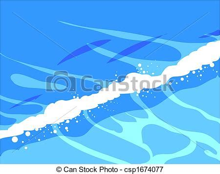 drawing a basic wave can be but after a while it can vectors illustration of wave simple illustration of